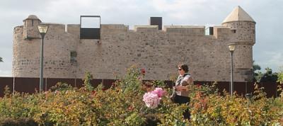 Chirino y la historia, de la mano en el Castillo de La Luz