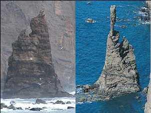 Gran Canaria creará una comisión de expertos para estudiar el futuro del 'Dedo de Dios'