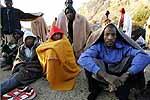 Gran Canaria está recibiendo casi todas las pateras de inmigrantes africanos ilegales