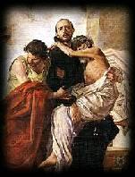 Santa Lucía entrega 10.000 euros a la causa de San Juan de Dios