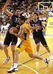 El Gran Canaria se codea con los grandes, consolidándose como el equipo revelación de la ACB