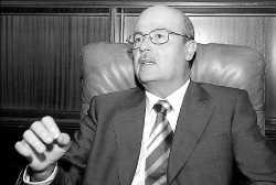 José Segura: ´A Gran Canaria llegaron 80 pateras en 2005, ¿y qué? No es material radiactivo´