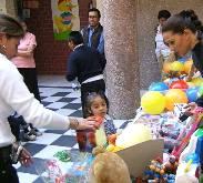 La Casa de Galicia pide 20.000 juguetes y 5 toneladas de comida para poder ayudar a 14.500 familias