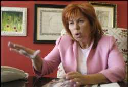 "Nardy Barrios Curbelo, Presidenta de Compromiso por Gran Canaria: ""CC y ATI buscan descapitalizar"""