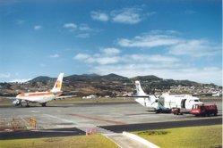Aeropuerto transocéanico de Los Rodeos