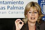 Josefa Luzardo oculta a la oposición el pacto por la capitalidad mientras en Santa Cruz se aprueba por consenso