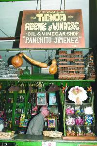 """Una tienda """"de aceite y vinagre"""" de Telde es justamente reconocida como bien etnográfico"""