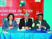 """""""La comisión de investigación de Telde es sólo una tapadera"""""""