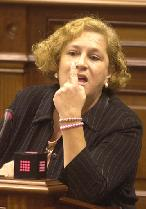 Marisa Zamora (ATI-Coalición Canaria) desmantela la Dirección General de Menores en Gran Canaria para llevársela a Tenerife