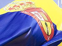 La oposición cabildicia no quiere la bandera de Gran Canaria