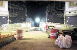 Los indicios de ilegalidad en el Teatro se centran en la compra del equipamiento escénico y la iluminación