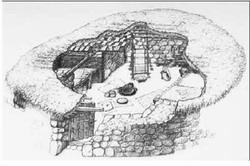 Moya convertirá el conjunto aborigen de La Montañeta en un yacimiento temático ejemplar