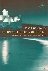Nueva novela del escritor grancanario José Luis Correa