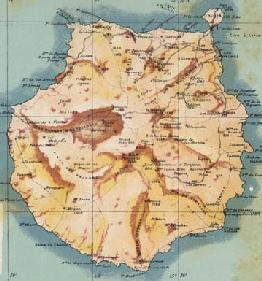 Gran Canaria según la crónica del padre Fray José de Sosa