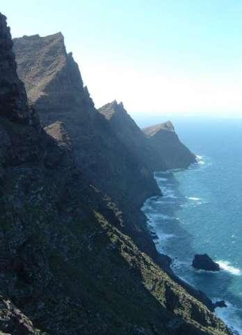 Nuestro Cabildo Insular propone al Gobierno que declare los dos primeros espacios naturales marinos de Gran Canaria