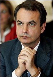 La no visita de Zapatero