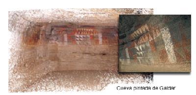 Gáldar espera hacer su negocio con los 150.000 visitantes de la<br />Cueva Pintada