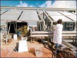 Químicos de todo el mundo traerán a Gran Canaria los últimos avances contra la contaminación ambiental