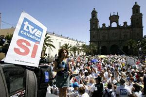 TVE en Canarias y la promoción turística