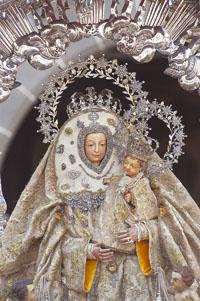 Recreación histórica de la bajada a la Capital de Ntra. Sra. la Virgen del Pino, Patrona de Canarias