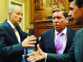 El PP de Soria se alía con ATI-CC en el parlamento tinerfeño para sacar una Ley de Capitalidad que perjudica a Las Palmas de Gran Canaria
