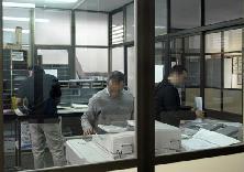 La Guardia Civil registra la Concejalía de Tráfico en el Ayuntamiento de Telde