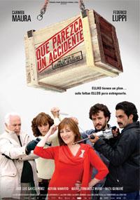 La película ´Que parezca un accidente´ vende la ciudad de Las Palmas de Gran Canaria en 130 cines de toda España