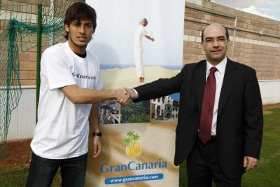 David Silva ficha por Gran Canaria