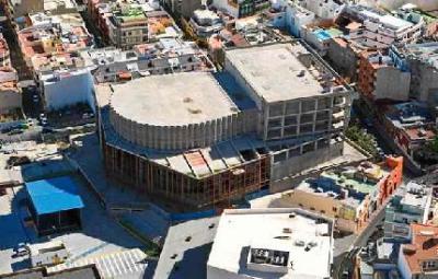 El Gobierno de Canarias deja sin dinero al Palacio de Cultura de Telde en 2009