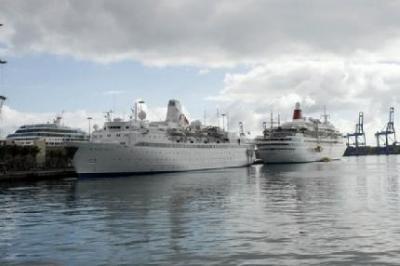 Las Palmas de Gran Canaria, destino de cruceros