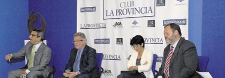 La prioridad del tren divide a los candidatos al Cabildo