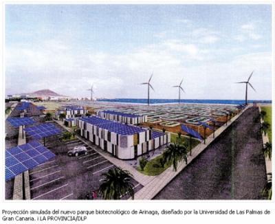 Arinaga, primer centro de cultivos biotecnológicos