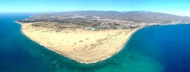 Gran Canaria hace promoción especial de Maspalomas