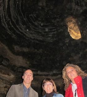 El Cabildo de Gran Canaria compra dos cuevas con grabados rupestres