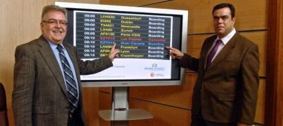 """Gran Canaria aplaude la sustitución del erróneo nombre """"Las Palmas"""" en los aeropuertos internacionales"""