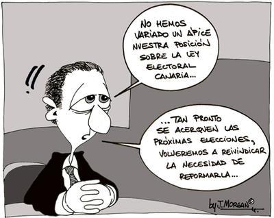 Elecciones canarias...