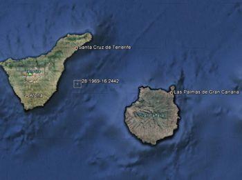 Gran Canaria, desaparecida