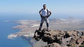 Gran Canaria desde las alturas