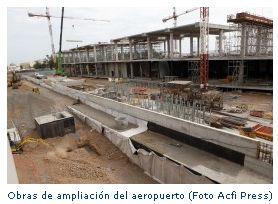El Aeropuerto de Gran Canaria es el más rentable del Archipiélago con 16,6 millones de resultado