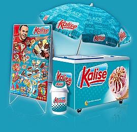 Compra helados y productos KALISE. La empresa grancanaria atraviesa por difíciles momentos