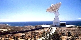 La estación espacial de Maspalomas hará el seguimiento del primer satélite radar español