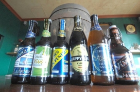 Cerveza alemana hecha en Gran Canaria