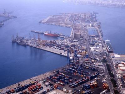 Alarma en el puerto de la Luz y de Las Palmas
