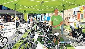 Más de 22.000 turistas vienen al año a Gran Canaria atraídos por la bicicleta