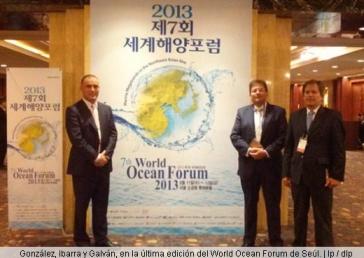 Corea del Sur visita los astilleros de La Luz para reforzar su tráfico marítimo