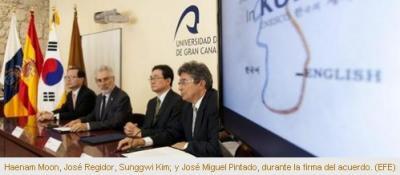 Investigadores de Corea del Sur se instalan en Gran Canaria
