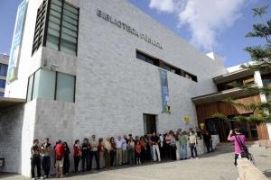 El Supremo revisará la orden de derribo de la Biblioteca del Estado