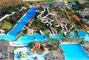 Esperando la llamada del Cabildo para construir el parque acuático de Gran Canaria