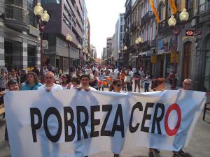 El Gobierno de Canarias, único responsable del alza de la pobreza en Las Palmas de Gran Canaria