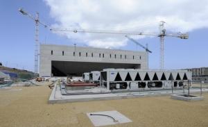 El parquet del pabellón Gran Canaria Arena ha sido elegido por la FIBA para todos los pabellones de la copa del mundo 2014